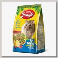 Корм для декоративных крыс Happy Jungle