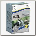 Консервы для кошек Bozita Tetra Pak Funktion Sensitive Diet&Stomah, при чувствительном пищеварении, кусочки лося в желе