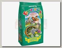 Корм для кроликов и мелких грызунов Зоомир Грызунчик 5 Травяные подушечки