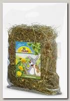 Сено для грызунов JR FARM с добавлением лугового одуванчика