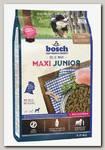 Корм для щенков крупных пород Bosch Junior Maxi
