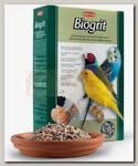 Био-песок для декоративных птиц Padovan Biogrit с витаминами, минералами, для здорового питания
