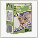 Консервы для кошек Bozita Tetra Pak Feline Rabbit Кусочки в желе кролик