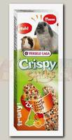 Лакомство для кроликов и морских свинок VERSELE-LAGA Crispy палочки с фруктами