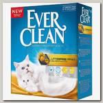 Наполнитель для кошачьего туалета Ever Clean LitterFree Paws комкующийся для котят и длинношерстных кошек, с ароматом свежести