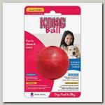 Игрушка для собак Kong Classic «Мячик» под лакомства, 6 см
