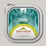 Консервы для щенков Almo Nature Daily Menu паштет (ламистер)