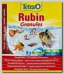 Корм для всех видов рыб TetraRubin Granules в гранулах для улучшения окраса
