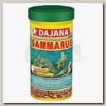 Корм для рыб и рептилий Dajana Gammarus гаммарус
