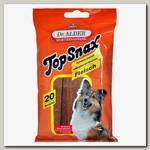 Лакомство для собак Dr. Alder's Топ Снэкс лакомые кусочки с говядиной 20 шт