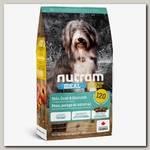 Сухой корм для собак Nutram Ideal Sensitive Dog Skin, Coat & Stomach с проблемами ЖКТ кожи и шерсти