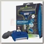 Фурминатор для крупных собак с короткой шерстью FURminator размера L