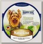 Консервы для собак Happy Dog Natur Line, паштет с кроликом