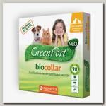 БиоОшейник для кошек и мелких собак GreenFort NEO, 40 см