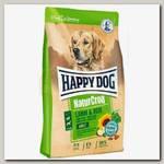 Корм для собак Happy Dog NaturCroq Lamm&Reis для склонных к аллергии, Ягненок и рис