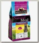 Корм для стерилизованных кошек Meglium Neutered, со вкусом курицы и рыбы