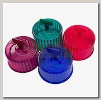 Колесо для грызунов Дарэлл ZooM литое, D9см, без подставки, (полистирол)