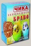 Корм для волнистых попугаев Чика-Браво