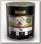Консервы для собак Belcando со вкусом мяса с печенью
