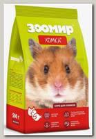 Корм для мелких грызунов Зоомир Хомка