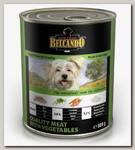Консервы для собак Belcando со вкусом мяса с овощами