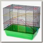 Клетка для грызунов INTER-ZOO PIGI III 50*33*45,5 см