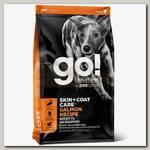Корм для щенков и собак Go! Solutions Skin + Coat Care Salmon Recipe Беззерновой со свежим лососем и овсянкой