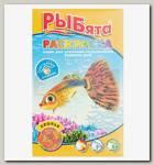Корм для усиления окраски рыб Зоомир РЫБята Раскраска, коробка и сюрприз