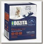 Консервы для собак Bozita кусочки в желе с курицей
