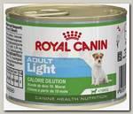 Royal Canin мусс для взрослых собак 10 мес. - 8 лет Контроль веса, Adult Light Mouss