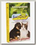 Ошейник для кошек БиоФлор против блох, антипаразитарный