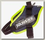 Шлейка для собак 4-7 кг Julius-K9 IDC Powerharness Mini-Mini