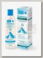 Шампунь для животных Пчелодар антигрибковый для профилактики и лечения заболеваний кожи