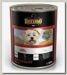 Консервы для собак Belcando со вкусом отборного мяса