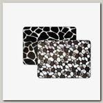 Коврик-лежанка для животных PerseiLine прямоугольная МЕХ 65*45 см