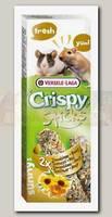 Палочки для песчанок и мышей VERSELE-LAGA Crispy с подсолнечником и медом
