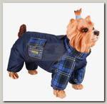 Комбинезон-дождевик для собак Dezzie Йоркширский терьер №2 сука, болонья