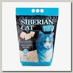 Наполнитель для кошачьего туалета Сибирская кошка Оригинальный Натуральный, биоразлагаемый, комкующийся