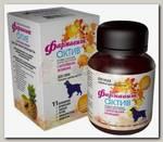 Витамины для собак ФАРМАВИТ Актив С-Ш Красота и здоровье шерсти 120 таб.