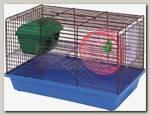 Клетка для грызунов Зоомарк 2-х этажная, комплект