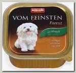 Консервы для собак Animonda Vom Feinsten Forest, со вкусом оленины