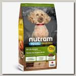 Сухой корм для собак мелких пород Nutram GF SB Lamb & Lentils Dog Food беззерновой питание из мяса ягненка с бобовыми