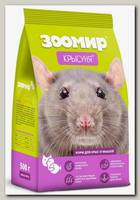 Корм для декоративных мышей и крыс Зоомир Крысуня