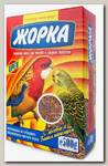 Корм для средних и мелких попугаев, Жорка Орех