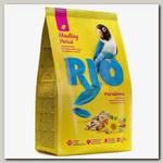 Корм для средних попугаев Rio в период линьки