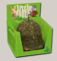 Лакомство для всех видов грызунов Little One Аппетитный колокольчик