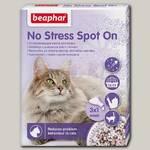 Капли для кошек Beaphar No Stress Spot On успокаивающие, 3 пип.