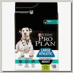 Корм Pro Plan Adult Large Athletic Sensitive Digestion для взрослых собак крупных пород с атлетическим телосложением и чувствительным пищеварением, с ягненком и рисом