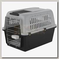 Контейнер для средних собак Ferplast Atlas 50 Professional в комплекте с аксессуарами, 55,5*58*81 см