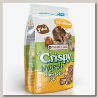 Корм для хомяков и других грызунов VERSELE-LAGA Crispy Muesli Hamsters & Co